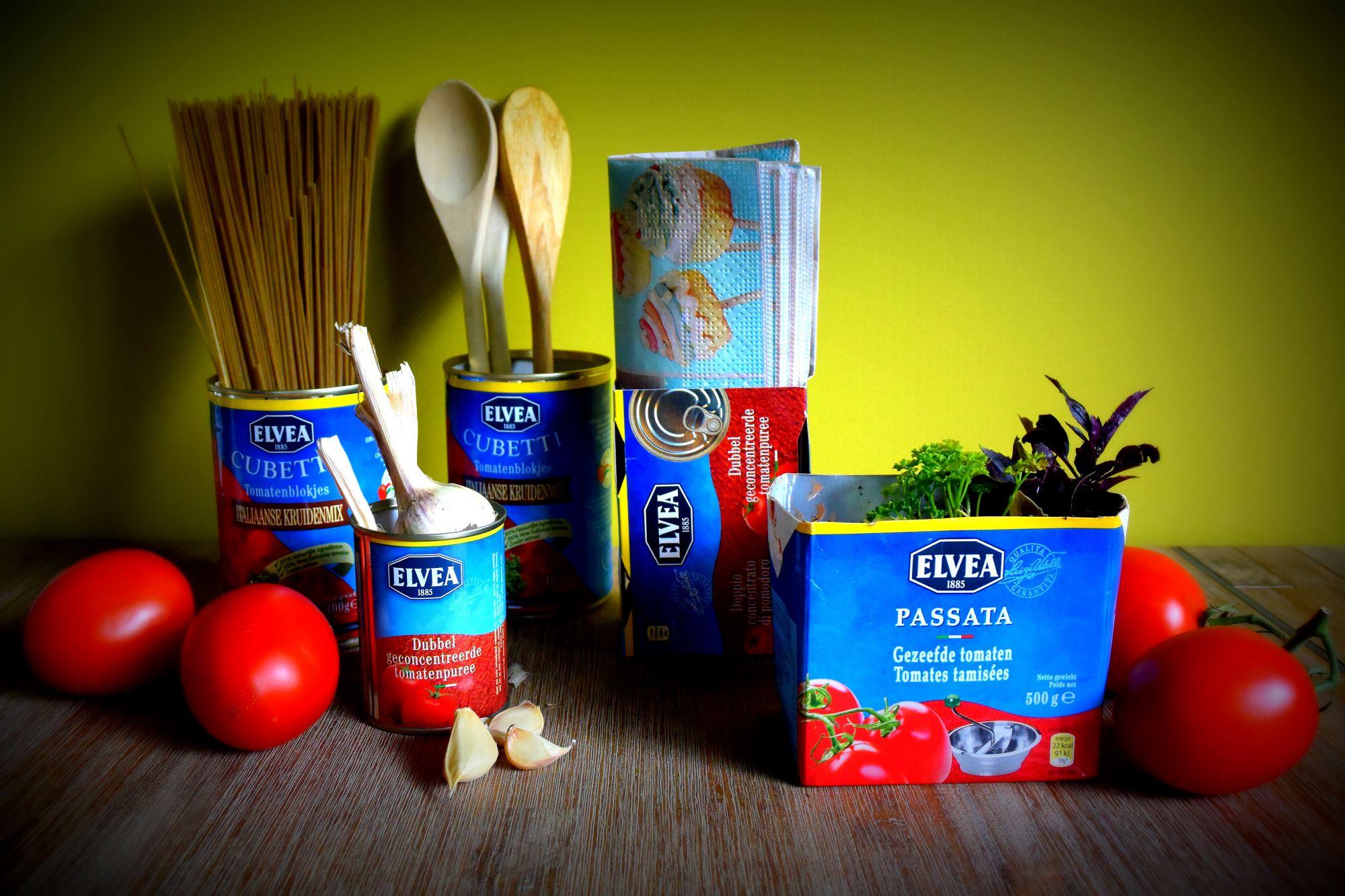 Donnez une seconde vie à tous vos emballages Elvea